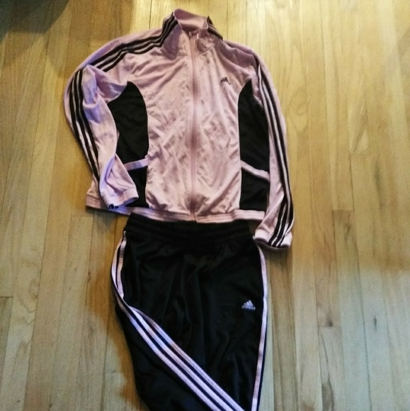 53d2087c0c4 adidas Jackets   Blazers - Adidas sweatsuit